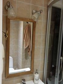Vannituba pärast renoveerimist/Bath after renovation