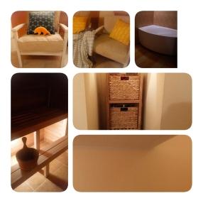Koduspaa/saun pärast renonti/Homespa and sauna after renovation