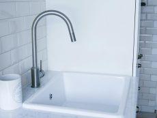 Kõrge kraan+kraanikauss