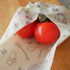 Tomat mesilasvahast pakendis