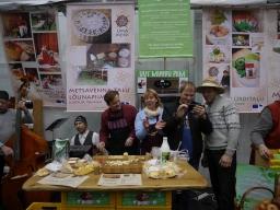 Uma Mekk 2017: Taalbergi talu perenaine Ulvi kolleegidega