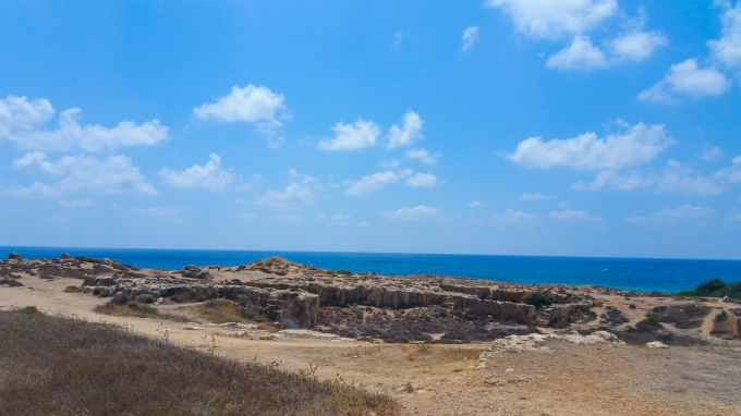Paphos: Tomb of Kings